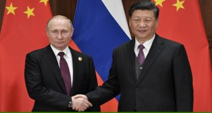 Russia-China ties and the new world