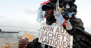 Senegal is cracking down on plastic waste