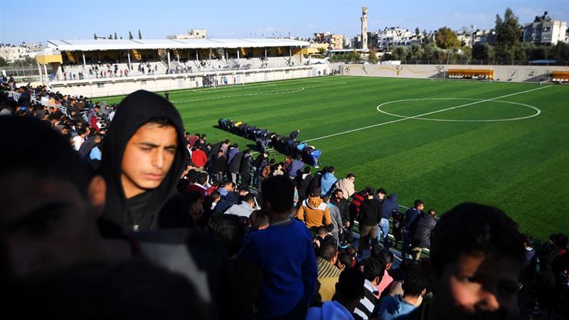 Football final cancelled as Israel denies Gaza team travel permit