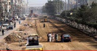 Get rid of decrepit roads of Karachi