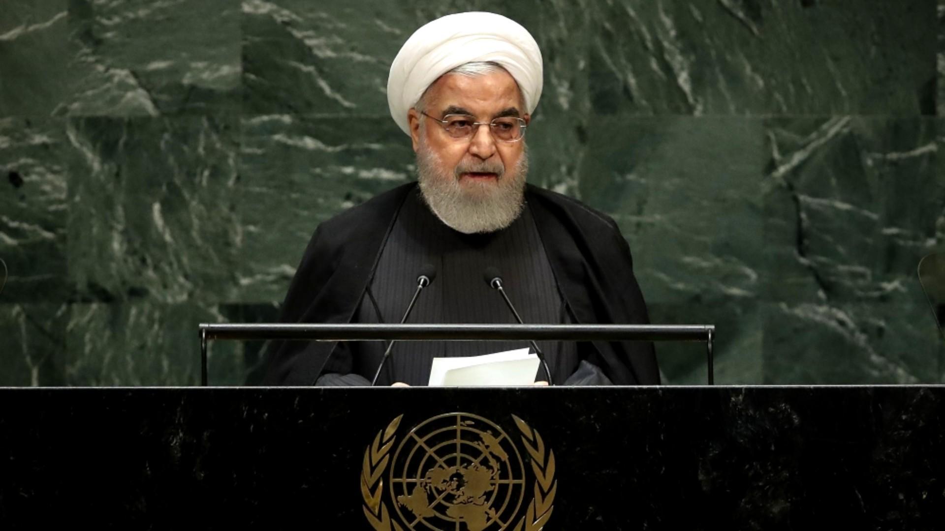 No UN breakthrough as Iran snubs talks until US lifts sanctions