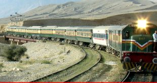 Pakistan Railways gross earnings up in July-Feb FY 2019