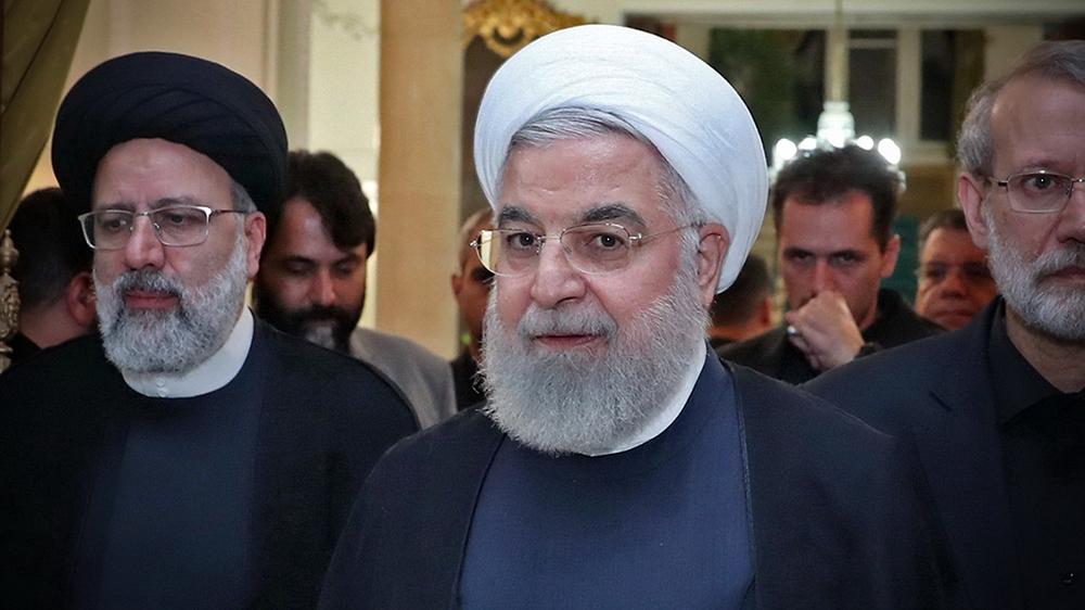 US should avoid 'warmongers', says Iran on John Bolton's firing