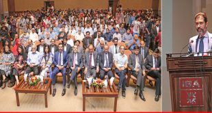 IBA holds lecture on macroeconomic challenges and outlook