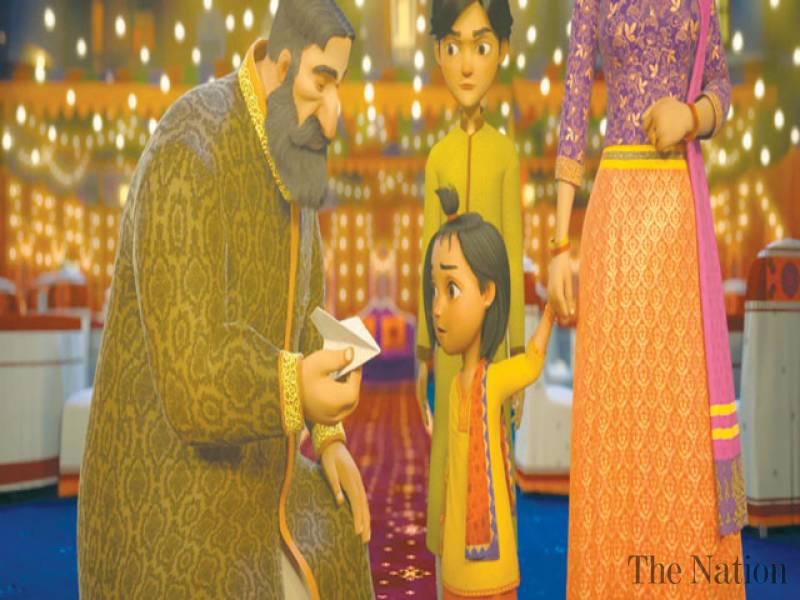 Netflix to release Sharmeen's 'Sitara- Let girls dream'