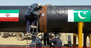 The benefits of Iran-Pakistan gas pipeline project