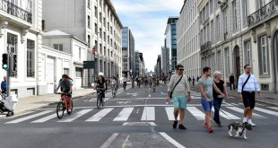 The surprising benefits of taking cars off our city streets