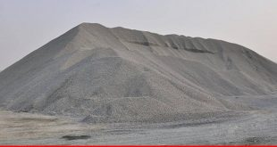 Development of China's sand and gravel aggregate industry