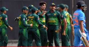 Pakistan grabs a rare win over India at ACC emerging teams cup