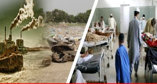 Public health and environment in Pakistan