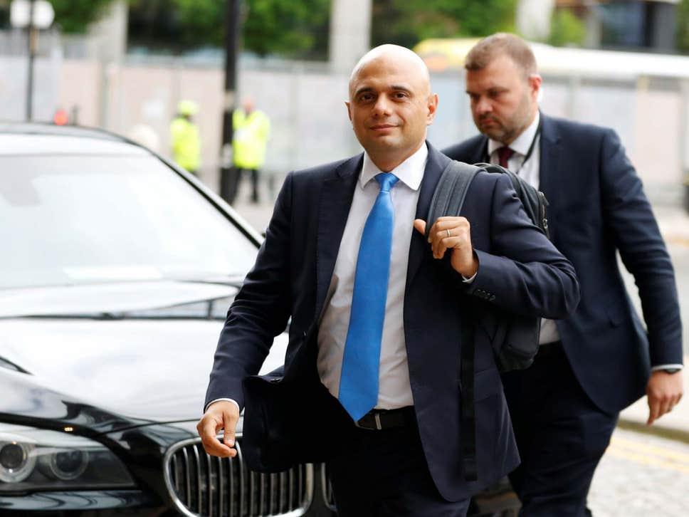 Sajid Javid compares Labour to 'anti-vaxxers' over economy