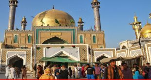 Economic interest at the shrine of Sufi Saint, Lal Shahbaz Qalandar