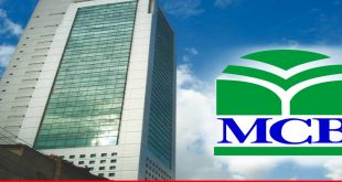 MCB Bank limited posts profit in nine months