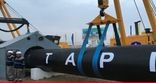 Review of Tapi gas pipeline project