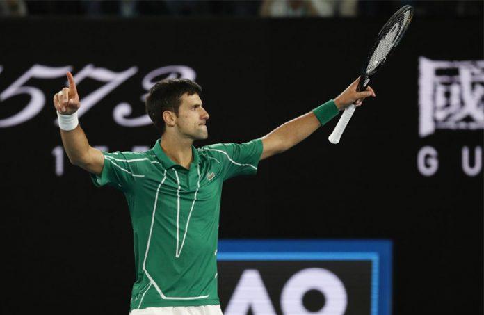 Djokovic edges Thiem in thriller to clinch eighth Australian Open