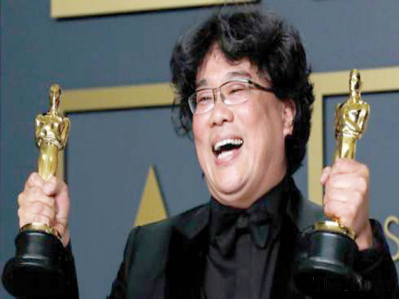 South Korean film makes history by winning best picture
