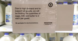U.S. dairy farmers dump milk as pandemic upends food markets