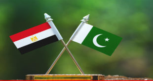 Egyptian businessman's love for Pakistan