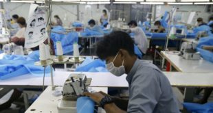 How Asia's clothing factories switched to making PPE – but sweatshop problems live on