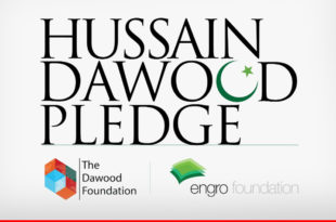 Hussain Dawood pledge creates strong impact for COVID-19 relief efforts