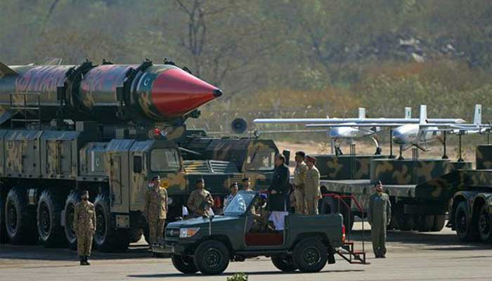 Pakistan most improved country in handling weapons-usable N-materials