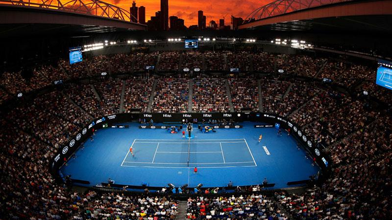 Management eyes half-full stadium in Australian Open 2021