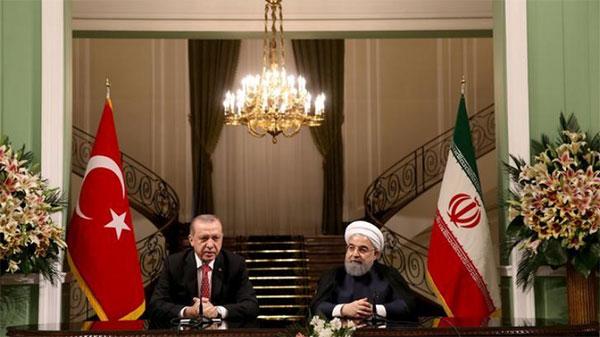 Turkey, Iran condemn Bahrain-Israel accord