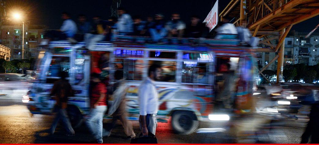 Karachi transportation woes
