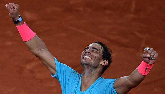Nadal defeats Djokovic to win 13th French Open