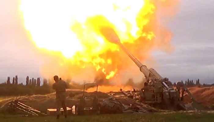 Nagorno-Karabakh dispute: Armenia and Azerbaijan accuse each other of violating ceasefire