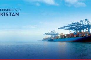 SAPT- Only facility in the country designed and purposely built as a deep-water container terminal