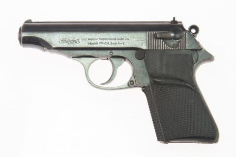 Sean Connery's 007 pistol from first Bond film up for auction