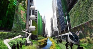 Future cities: new challenges mean we need to reimagine the look of urban landscapes
