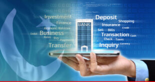Pakistan's financial institutions growing under digital age