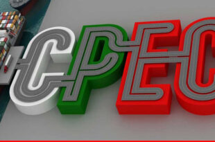 CPEC projects charging up Pakistan's economic boom amid construction growth
