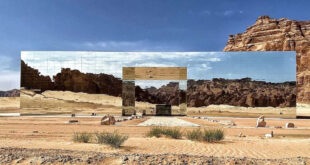 How Saudi Arabia's ancient AlUla region is building for the future