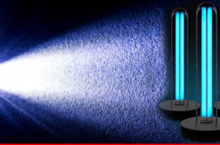 UV-C lighting has the power to disinfect air, surfaces and water