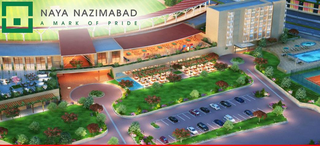 Naya Nazimabad Gymkhana -- a new arena for staging international events