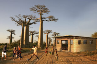 The world's first 3D-printed school is taking shape in Madagascar