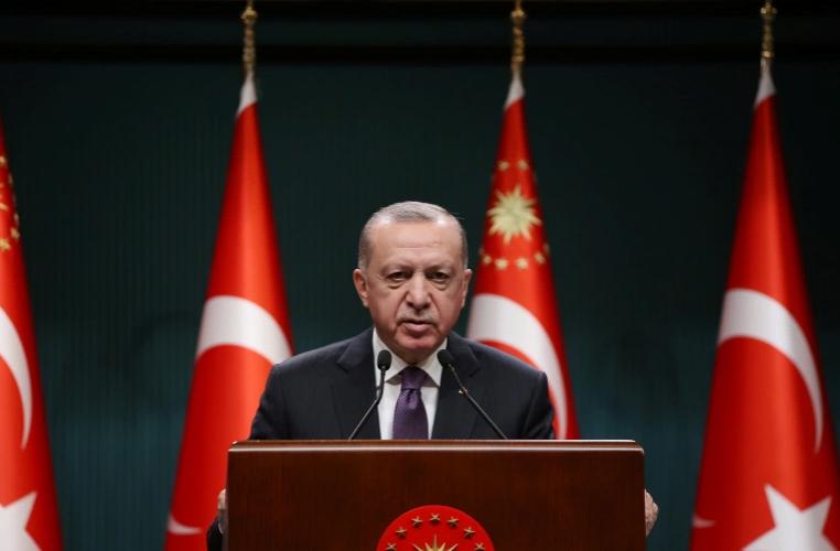 Erdogan slams Biden's recognition of Armenian 'genocide'