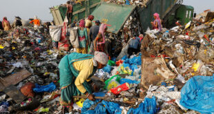 As the world's waste mounts, technology is helping communities reduce, reuse and recycle