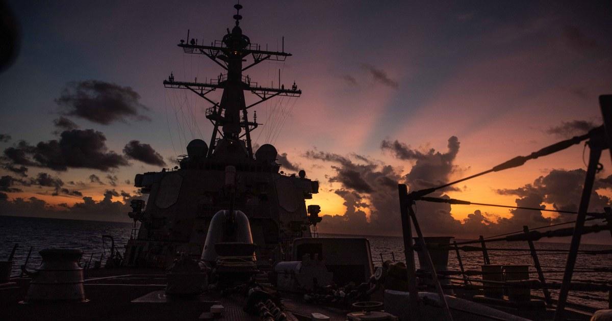 China furious after US warship sails close to disputed Paracels