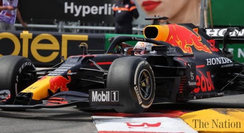 Dutch driver Verstappen wins Monaco Grand Prix