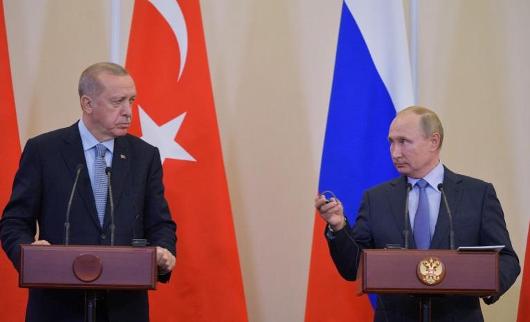 Russia warns Turkey over ties with Ukraine