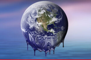 Global warming – melting away the country's welfare