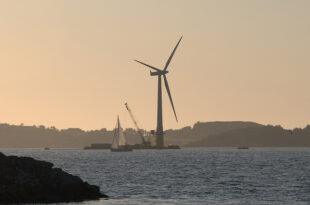 Why 'floating wind' is key to the energy transition and how to get it onto the sea quickly