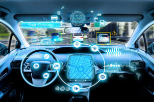 Why the future for cars is connected