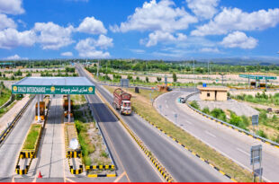 Government determined to development of roads