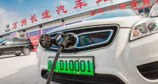 What electric vehicle manufacturers can learn from China – their biggestmarket