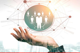 People-oriented management through use of sophisticated IT